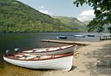 Boats, Loch Eck
