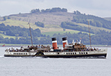 P.S. Waverley on Clyde