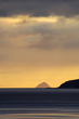 Sunset over Bute, Ailsa Craig : AC165