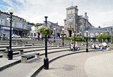 Dunoon town centre