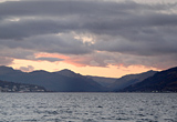 Holy Loch sunset