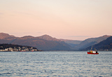 Holy Loch sunrise