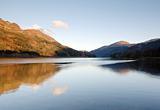 Loch Eck sunrise, Argyll