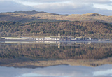 Inveraray from West Cowal