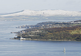 Gourock and Clyde estuary