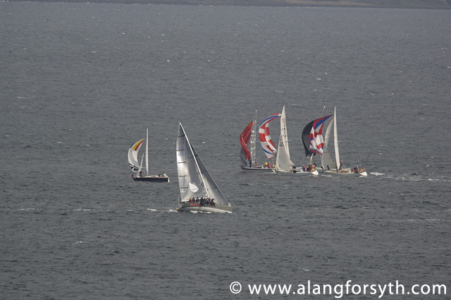 Savills Kip Regatta Clyde 2010