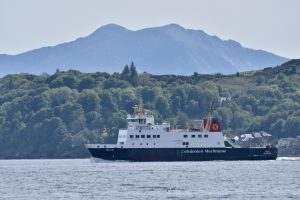MV Bute Crossing to Wemyss Bay