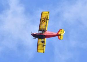 X'Air Hawk microlight