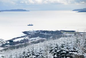 Toward Point and Clyde Approach in Winter