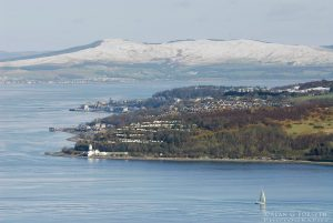The Clyde, Cloch Point & Gourock