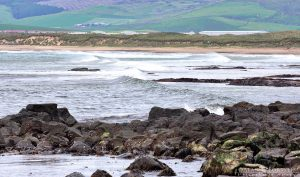 Beach at Machrihanish, Kintyre, Argyll