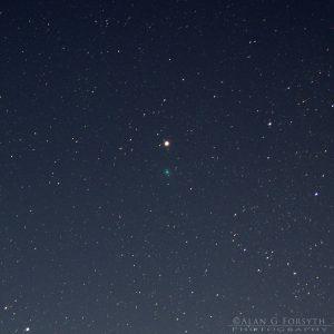 Comet 46P Wirtanen - December 2018