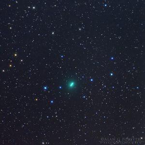 Fast moving #Comet C/2018 Y1 (#Iwamoto)