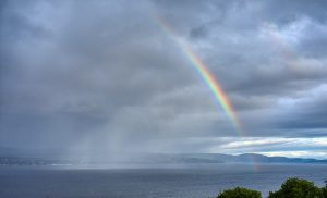 Weather/Rainbow Over Clyde