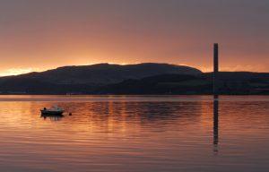 Winter Sunrise Over Inverkip