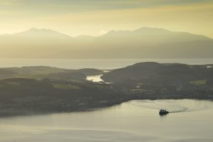 Rothesay, Bute and Arran