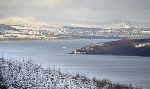 Clyde in Winter