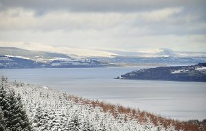 Clyde in Winter