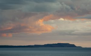 Sunset Over Wee Cumbrae
