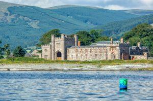Castle Toward Gatehouse