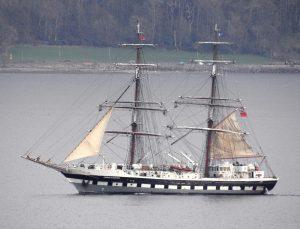 Tall Ship Stavros S Niarchos