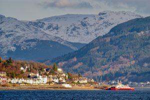 Western Ferries, Hunter's Quay and Holy Loch