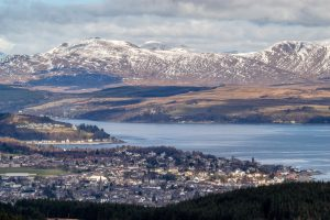Dunoon, Holy Loch & Loch Long