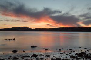 Clyde Sunrise Over Inverkip