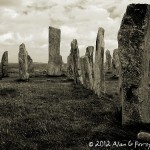 Calanais standing stones, Isle of Lewis