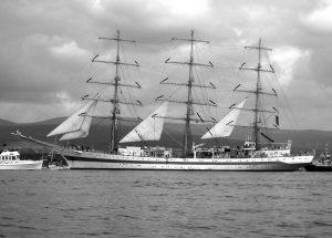 Mir, Tall Ships Race Greenock 2011