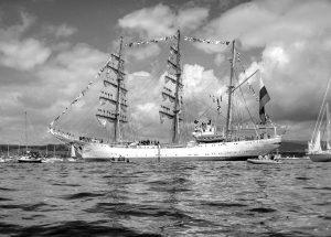 Gloria, Tall Ships Race Greenock 2011