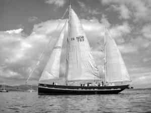 Prolific, Tall Ships Race Greenock 2011
