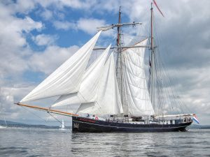 Wylde Swan, Tall Ships Race, Greenock, 2011