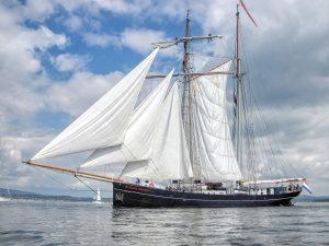 Wylde Swan, Tall Ships Race, Greenock, 2011