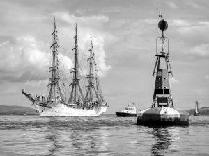 Sørlandet, Tall Ships Race Greenock 2011