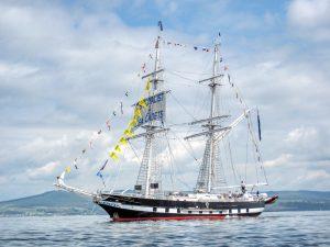Tall Ships Race Greenock 2011