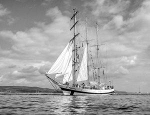 Pogoria, Tall Ships Race Greenock 2011
