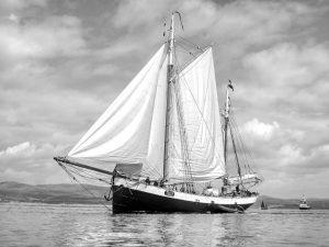 Tecla, Tall Ships Race Greenock 2011