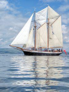 Johanna Lucretia, Tall Ships Race Greenock 2011