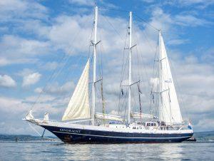 Eendracht, Tall Ships Race Greenock 2011