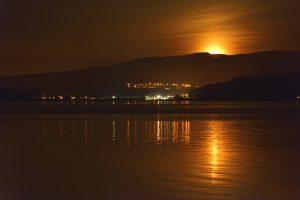 Inverkip Moonrise
