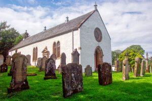 Kifinan Church, Cowal, Argyll